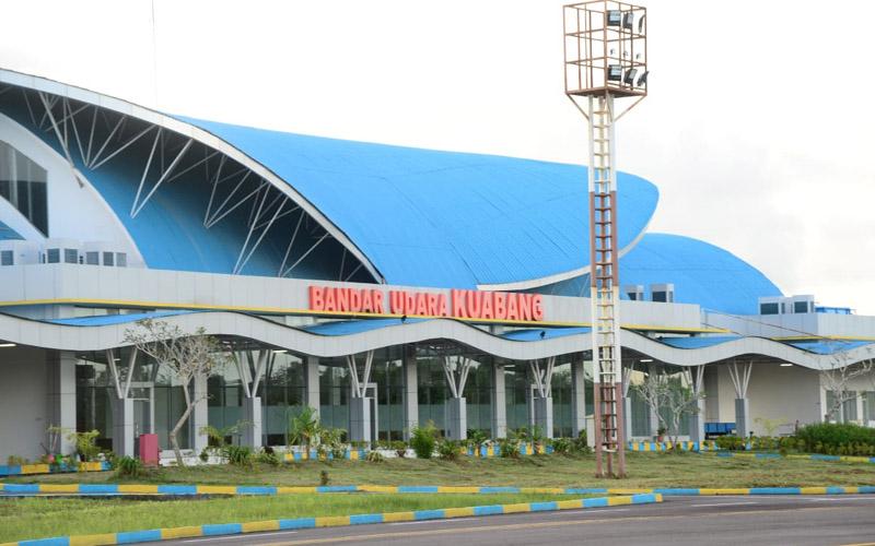 Bandara Kuabang.  -  Dok. BKIP Kemenhub