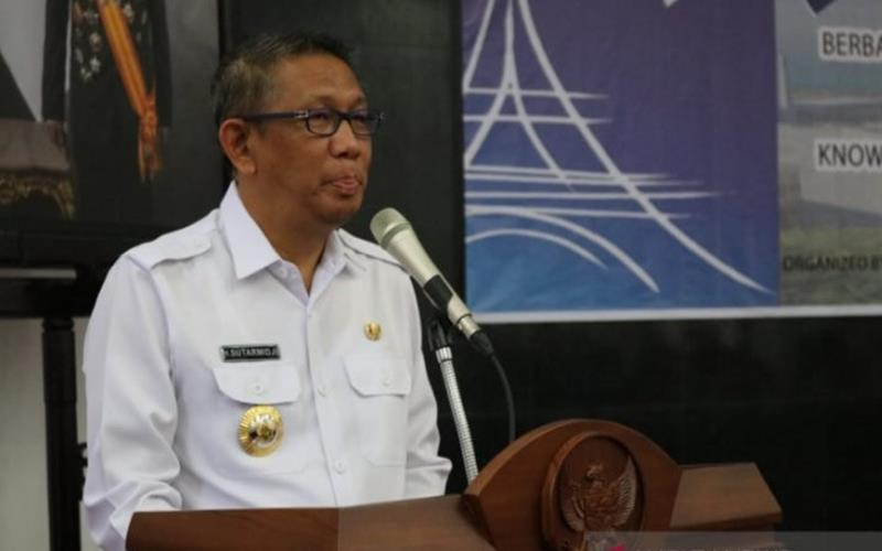 Gubernur Kalimantan Barat Sutarmidji - Antara