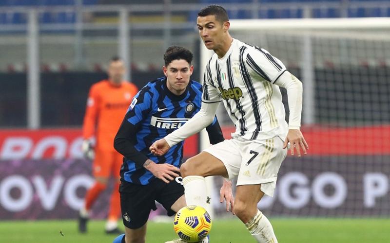 Pemain Juventus, Cristiano Ronaldo - Ronaldo.com