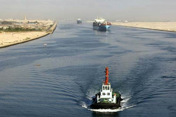 Terusan Suez - Encyclopedia Britannica