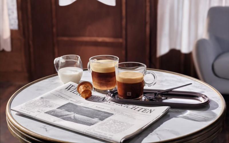 Kopi. Setiap varian akan mewakili budaya meminum kopi dari masing-masing kota.  - Nespresso Indonesia