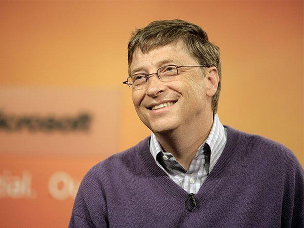 Pendiri Microsoft dan tokoh filantropis Bill Gates - Istimewa
