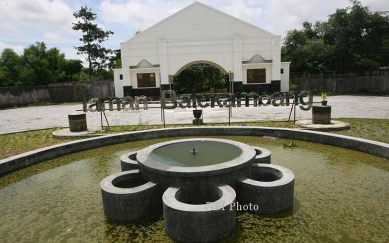 Taman balekambang di Solo, Jawa Tengah./JIBI - Solopos