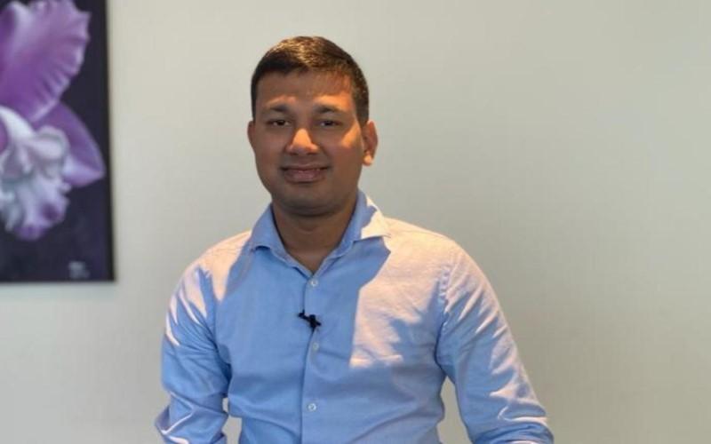 Founder dan Chief Executive Officer (CEO) Qoala, Harshet Lunani - Istimewa
