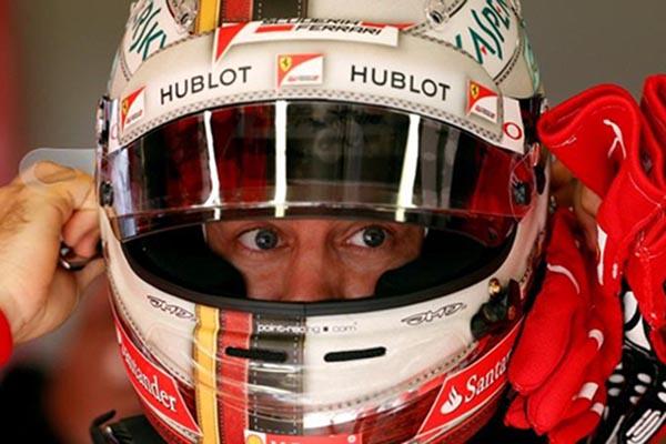 Sebastian Vettel - Reuters/Eric Gaillard