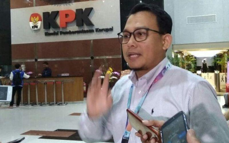 Plt. Juru Bicara KPK Ali Fikri - Antara