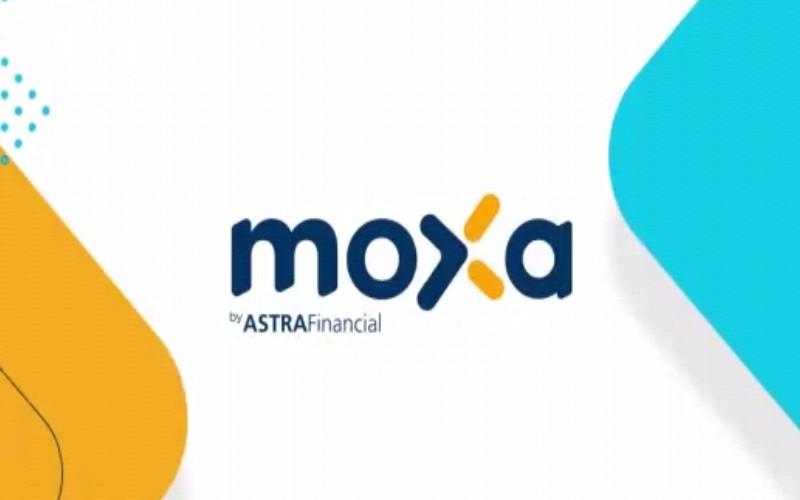 Logo Moxa by Astra Financial - Istimewa