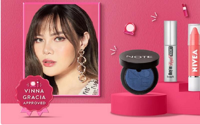 Perusahaan rintisan berbasis teknologi kecantikan (beautytech), Social Bella menawarkan ragam produk kecantikan. - Istimewa