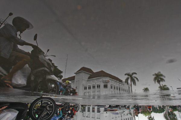 Ilustrasi-Musim hujan - Antara/Andreas Fitri Atmoko