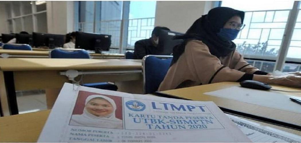 Pendaftaran Ujian Tulis Berbasis Komputer-Seleksi Bersama Masuk Perguruan Tinggi Negeri (UTBK-SBMPTN) 2021 akan ditutup pada 1 April 2021. - Istimewa