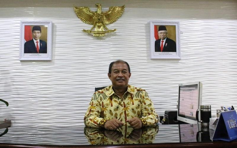 Kepala Dinas Perindustrian dan Perdagangan (Disperindag) Provinsi Jabar M Arifin Soedjayana