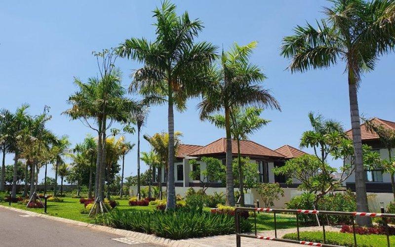 Hunian di Ciputra Beach Resort di Tabanan, Bali. - Isitimewa