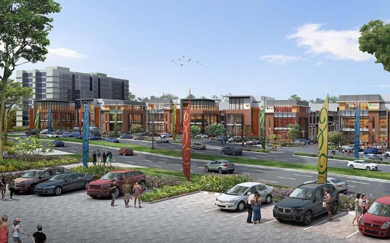 Ruko Graha Boulevard, Summarecon Mutiara Makassar.  - Summarecon