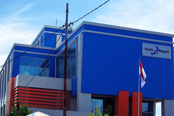 Bank Nagari. - JIBI