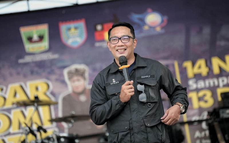 Ketua ADPMET yang juga Gubernur Jawa Barat Ridwan Kamil