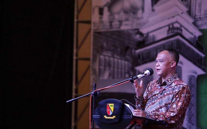 Pelaksana Harian (Plh) Bupati Bandung Asep Sukmana