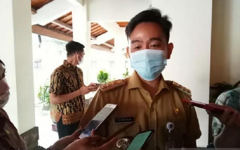 Wali Kota Surakarta Gibran Rakabuming Raka. - Antara\r\n