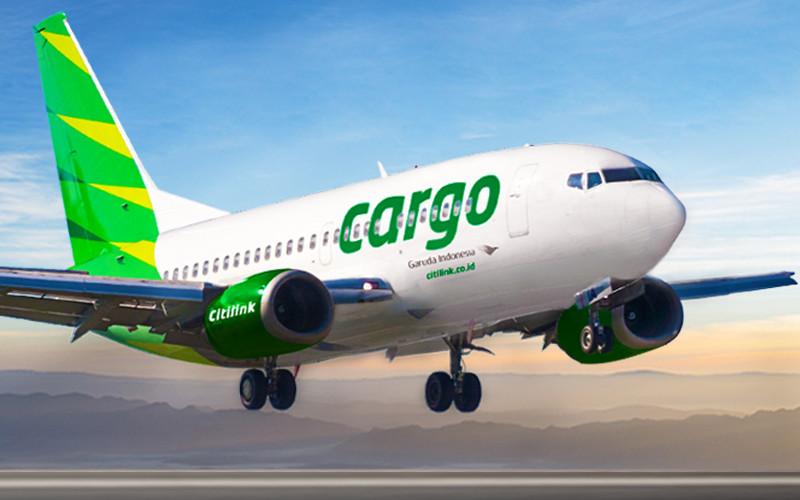 Selama masa pembatasan penerbangan, perusahaan memaksimalkan utilisasi pesawat dengan mengoperasikan 20 persen armadanya sebagai angkutan kargo.  - Citilink