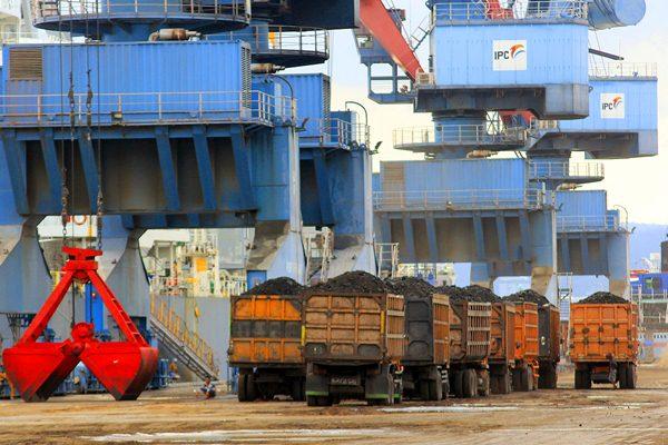 Pelabuhan Panjang di Kota Bandar Lampung merupakan pintu ekspor impor Provinsi Lampung./Antara - Ardiansyah