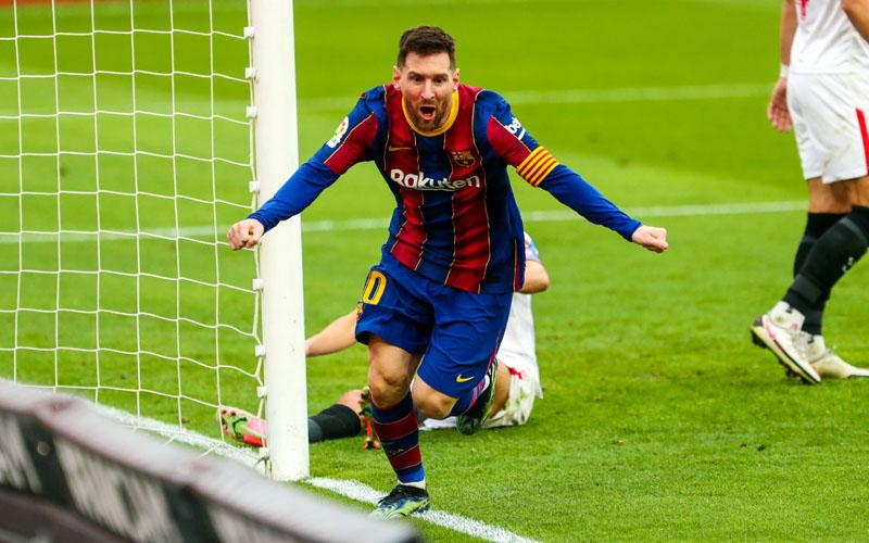 Pemain andalan Barcelona Lionel Messi. - Twitter@FCBarcelona