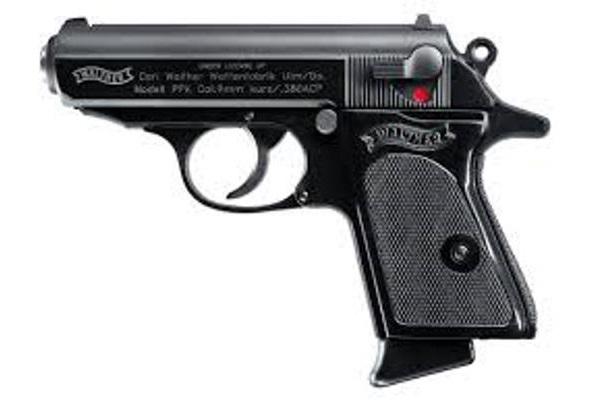 Ilustrasi - Senjata genggam jenis Walter - walterarms.co