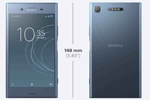 Sony Xperia XZ1 - sonymobile.com