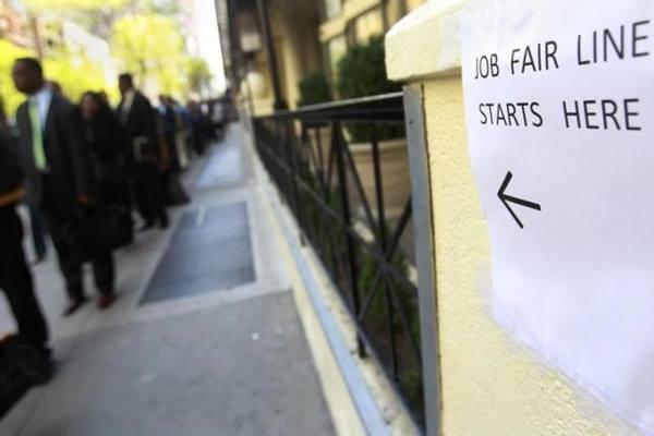 Bursa tenaga kerja AS. - .Reuters