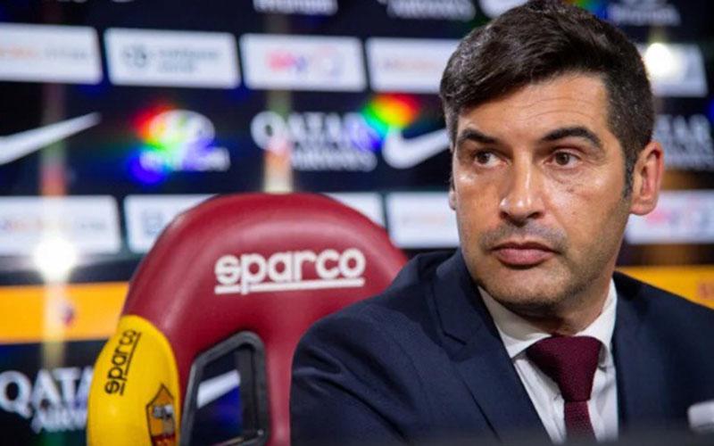 Pelatih AS Roma Paulo Fonseca - asroma.com