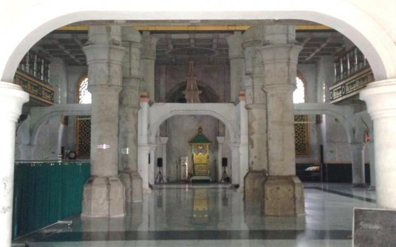 Masjid Raya Pekanbaru.  - kemdikbud.go.id