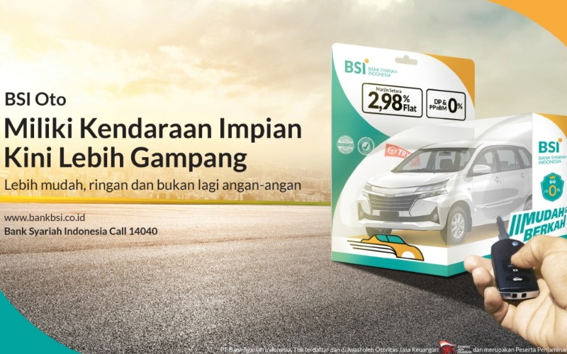 Bank Syariah Indonesia (BSI) melakukan langkah agresif dalam mendorong pertumbuhan pembiayaan otomotif - Istimewa