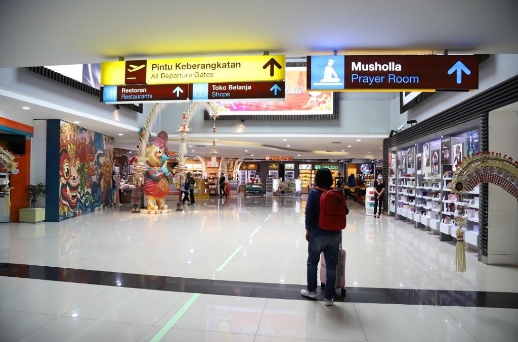 Foto: PT. Angkasa Pura I