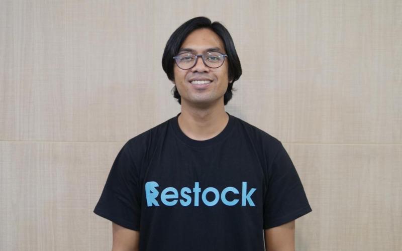 Chief of Sales Restock.id, Rega Sardjono