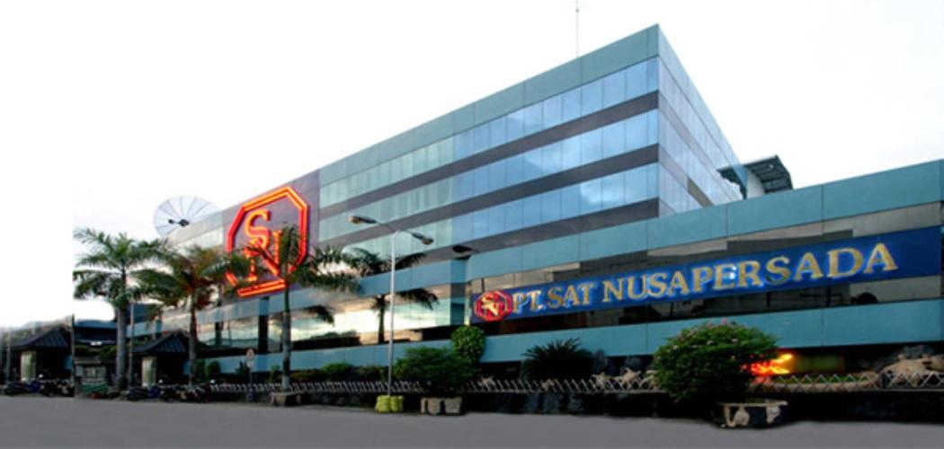 PT Sat Nusapersada Tbk. - satnusa.com