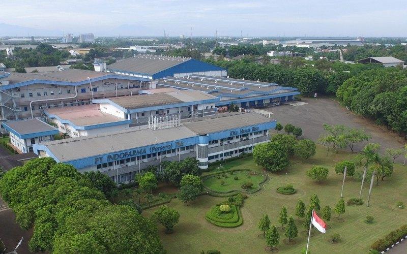 Pabrik PT Indofarma Tbk.  - indofarma.id