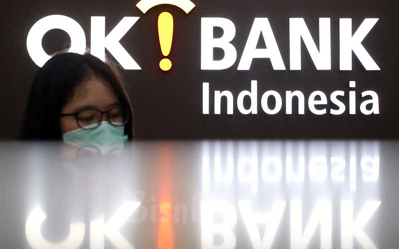 DNAR Pangkas Jaringan Cabang, Bank Oke Tutup 2 Kantor di Jawa Timur - Finansial Bisnis.com