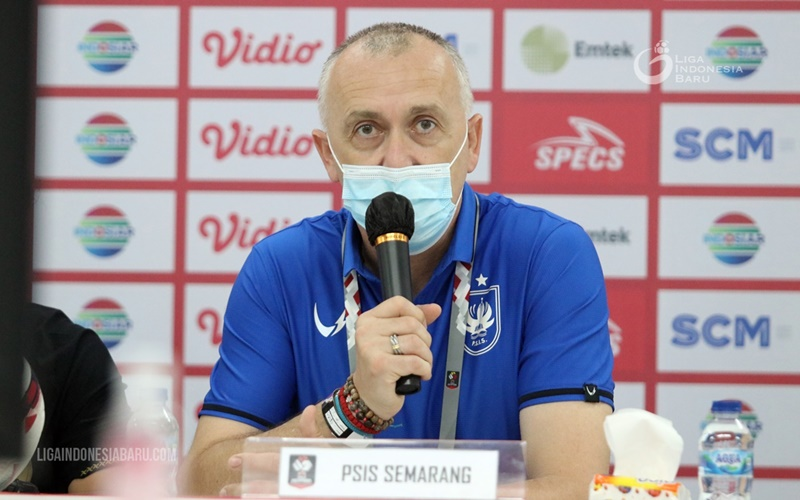 Pelatih PSIS Semarang, Dragan Djukanovic - Liga Indonesia