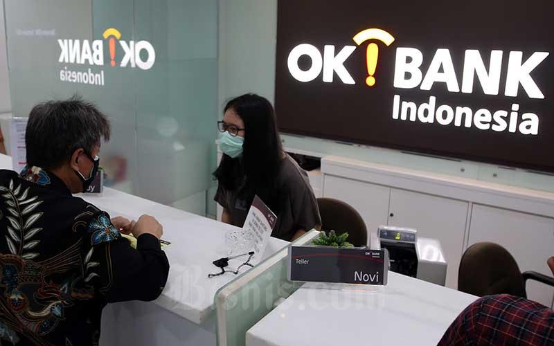 DNAR Efisiensi, Bank Oke (DNAR) Tutup KCP di Surabaya 3 Mei 2021 - Finansial Bisnis.com