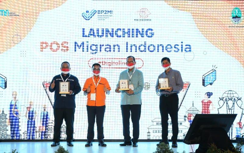 PT Pos Indonesia meluncurkan Pos Migran Indonesia yang akan memudahkan Pekerja Migran Indonesia (PMI) untuk mendapatkan pelayanan keuangan dan layanan informasi yang valid.
