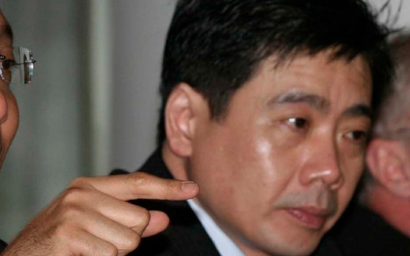 Samin Tan dalam Daftar Pencarian Orang (DPO) KPK sejak 17 April 2020. BISNIS.COM