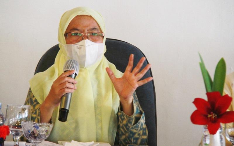 Sekretaris Daerah Provinsi Sumut R Sabrina - Istimewa