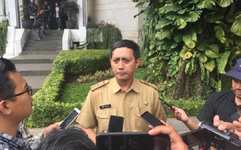 Kepala Dinas Komunikasi dan Informatika Provinsi Jawa Barat Setiaji