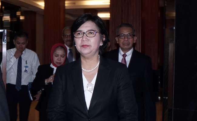 Deputi Gubernur Senior Bank Indonesia (BI) Destry Damayanti. Bisnis - Himawan L Nugraha