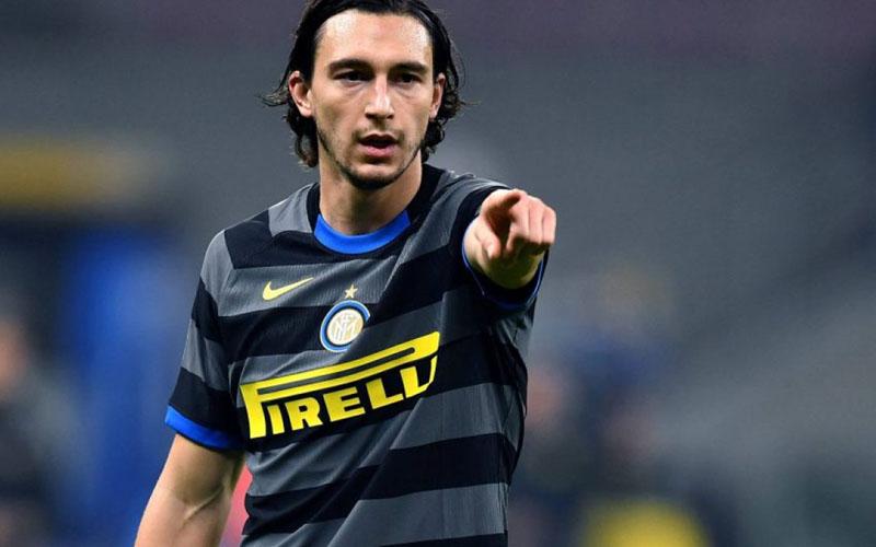 Bek Inter Milan Matteo Darmian - Sempre Inter