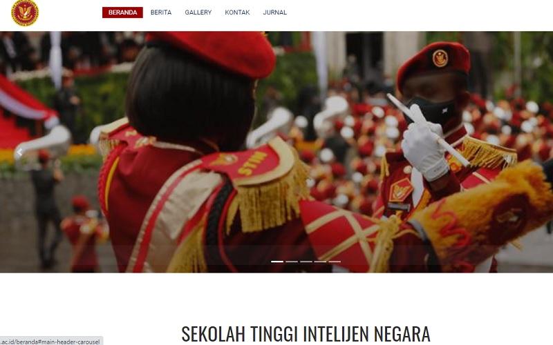 Sekolah Tinggi Intelijen Negara (STIN) membuka seleksi bagi Taruna/Taruni untuk tahun ajaran 2021/2022  -  stin.ac.id