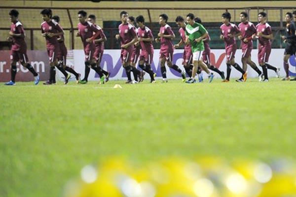 PSM Makassar - Antara/Yusran Uccang