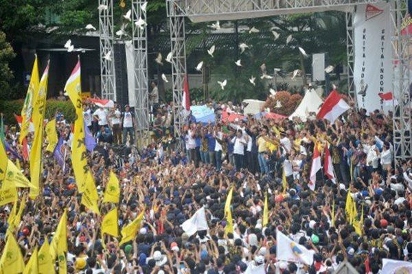 Ilustrasi - Polda Metro Jaya menyatakan aksi