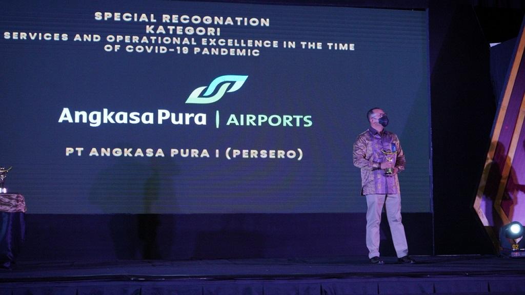Foto: PT Angkasa Pura I