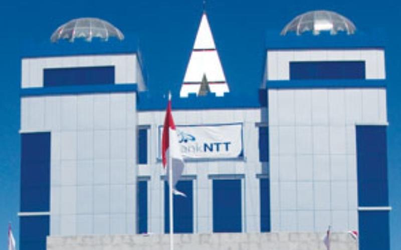 Gedung Bank NTT - bpdntt.co.id