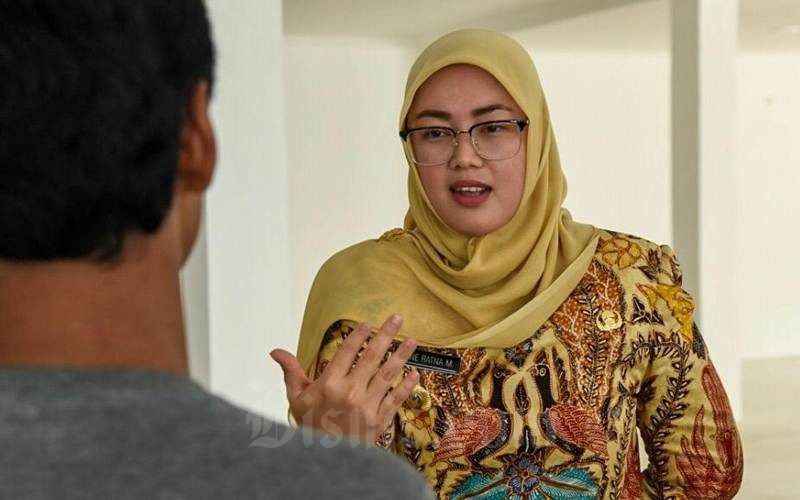 Bupati Purwakarta Anne Ratna Mustika - Bisnis/Asep Mulyana