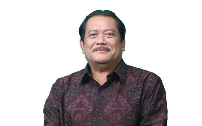 Ketua Masyarakat Telematika Indonesia (Mastel) Sarwoto Atmosutarno untuk periode 2021-2024. -  Dok. Mastel